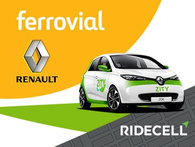 Ferrovial and Ridecell