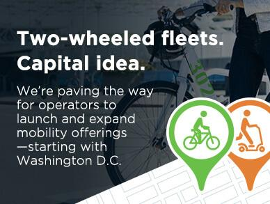 Bikesharing and scooter sharing